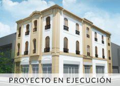 Edificio Las Heras